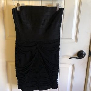 Women's Bebe black cocktail dress